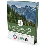 """Domtar EarthChoice50 Recycled Office Paper - Letter - 8.50"""" x 11"""" - 20 lb Basis Weight - Recycled -  DMR1846"""