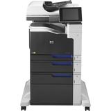 HP LaserJet 700 M775F Laser Multifunction Printer - Color - Plain Paper Print - Floor Standing