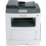 Lexmark CX410DE Laser Multifunction Printer - Color - Plain Paper Print - Desktop