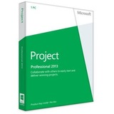 Microsoft Project 2013 Professional 32/64-bit - License - 1 PC