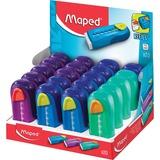 Helix Universal Gomstick Erasers Classpack - PVC-free, Phthalate-free, Self-locking, Eco-friendly -  HLX512000