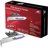 Vantec 2S1P PCIe Serial & Parallel Combo Host Card
