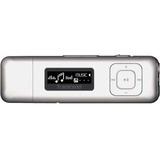 Transcend MP330 8 GB Flash MP3 Player - White