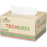 SKILCRAFT TechLites One-ply Cleaning Wipes - For Lens, Electronic Equipment - 16800 / Box - White NSN7218884