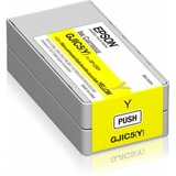 Epson GJIC5 Original Ink Cartridge - Yellow