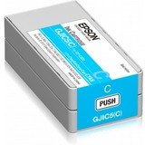 Epson GJIC5(C) Original Ink Cartridge - Cyan