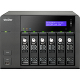 QNAP 16-Channel / 6-Bay / HDMI Local Display / Tower NVR