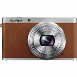 Fujifilm FinePix XF1 12 Megapixel Compact Camera - Brown
