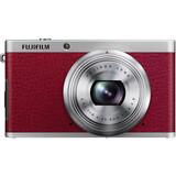 Fujifilm FinePix XF1 12 Megapixel Compact Camera - Red