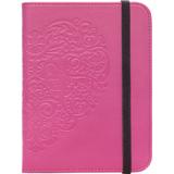 Kobo Love Carrying Case (Book Fold) for Digital Text Reader - Burgundy N613-LOV-1BR