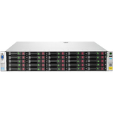 HP StoreVirtual 4730 SAN Array - 25 x HDD Supported - 25 x HDD Installed - 22.50 TB Installed HDD Capacity