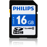 Philips 16 GB Secure Digital High Capacity (SDHC)