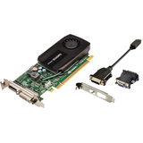 PNY Quadro K600 Graphic Card - 1 GB DDR3 SDRAM - PCI Express 2.0 x16 - Low-profile - Single Slot Space Required