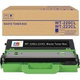 Brother WT220CL Waste Toner Unit - Laser - 50000 Page - 1 Each BRTWT220CL
