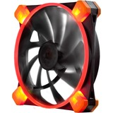 Antec TrueQuiet 120 UFO (Red) Cooling Fan