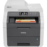 BRTMFC9130CW - Brother MFC-9130CW LED Multifunction Printer -...