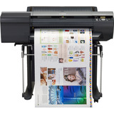 "Canon imagePROGRAF iPF6450 Inkjet Large Format Printer - 24"" - Color"