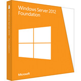 Fujitsu Microsoft Windows Server 2012 Foundation - License and Media - 1 CPU - OEM, Factory Integrated