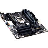 Gigabyte GA-B85M-D3H Desktop Motherboard - Intel B85 Express Chipset - Socket H3 LGA-1150 - Retail Pack