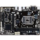 Gigabyte Ultra Durable 4 Plus GA-B85M-HD3 Desktop Motherboard - Intel B85 Express Chipset - Socket H3 LGA-1150