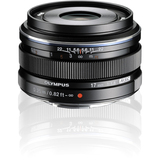 Olympus M.ZUIKO DIGITAL - 17 mm - f/1.8 - Fixed Focal Length Lens for Micro Four Thirds