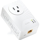 ZyXEL 200 Mbps Mini Powerline Pass-Thru Ethernet Adapter