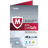 McAfee LiveSafe 2013 - Subscription Package - Unlimited Device