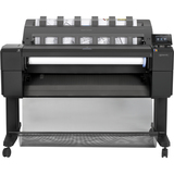 "HP Designjet T920 Inkjet Large Format Printer - 35.98"" - Color"