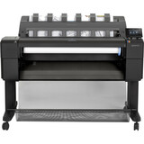 "HP Designjet T920 PostScript Inkjet Large Format Printer - 35.98"" - Color"