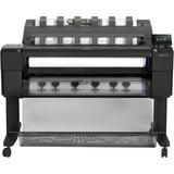 """HP Designjet T1500 PostScript Inkjet Large Format Printer - 35.98"""" - Color"""