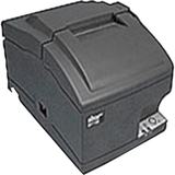 STAR MICRONICS SP742ME GRY US IMPACT FRICTION THERMAL RECEIPT PRINTER CUTTER ETHERNET (LAN) GRAY
