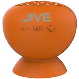 Digital Treasures Lyrix JIVE Speaker System - Wireless Speaker(s) - Orange
