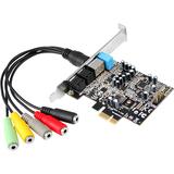 SIIG DP SoundWave 7.1 PCIe
