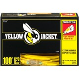 Coleman Cable 2885 - 12/3 100'SJTW Yellow Jacket Extension Cord w/Lighted End
