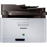 Samsung Xpress SL-C460FW Laser Multifunction Printer - Color - Plain Paper Print - Desktop