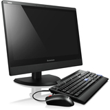 Lenovo ThinkCentre M93z 10AD0001US All-in-One Computer - Intel Core i5 i5-4570S 2.90 GHz - Desktop - Business Black