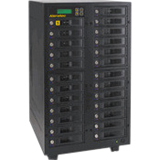 Aleratec 1:24 HDD Copy Cruiser High-Speed 24 HDD Duplicator and 25 HDD Sanitizer