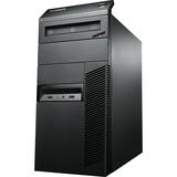 Lenovo ThinkCentre M93p 10A7000QUS Desktop Computer - Intel Core i7 i7-4770 3.40 GHz - Mini-tower - Business Black