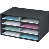 Bankers Box Pinstripe Literature Sorter - Letter