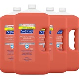 Softsoap Antibacterial Hand Soap - Crisp Clean Scent - 1 gal (3.8 L) - Kill Germs - Hand - Orange -  CPC201903CT