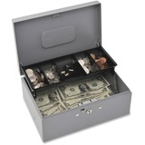 Sparco Locking Cantilever Cash Box