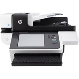 HP 8500 fn1 Sheetfed/Flatbed Scanner - 600 dpi Optical