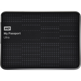 WD My Passport Ultra WDBZFP0010BBK-NESN 1 TB External Hard Drive