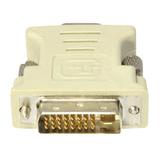 AddOn Bulk 5 Pack DVI-I to VGA White Adapter Converter - M/F