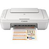 Canon PIXMA MG2520 Inkjet Multifunction Printer - Color - Plain Paper Print - Desktop
