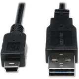 TRPUR030006 - Tripp Lite 6ft USB 2.0 High Speed Cable Revers...