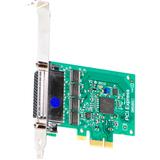 Intashield IX-400 4-port Multiport Serial Adapter