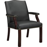 LLR68252 - Lorell Bonded Leather Guest Chair