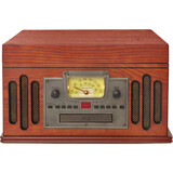 Crosley Musician CR704C Record/CD/Cassette Turntable