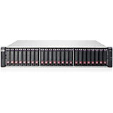 HP 2040 SAN Array - 24 x HDD Supported - 28.80 TB Supported HDD Capacity - 24 x SSD Supported